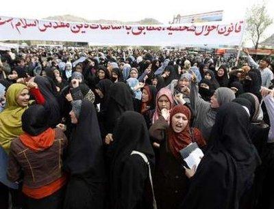 Slaves of Islam ... kill the infidels.
